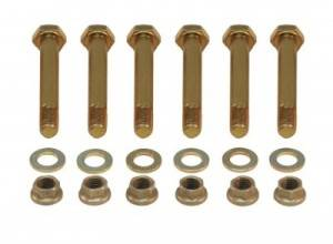 "Tilton Engineering - Tilton Clutch to Flywheel Bolt Kit - For 2 Disc 7.25"" Metallic Flywheels w/ Through Holes"