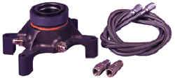 """Tilton Engineering - Tilton 400 Series Hydraulic Release Bearing - Use w/ 7.25"""" Clutches - 44mm Bearing Contact"""
