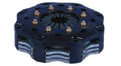 "Tilton Engineering - Tilton OT-III 5.5"" 2 Plate Metallic Clutch Assembly (Less Discs)"