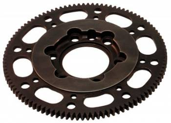 "Tilton Engineering - Tilton UTGC Steel Flywheel for 5.5"" Metallic, cc Clutch - SB Ford V8 & V6 - 102 Tooth - 8.64"" Diameter"