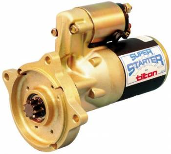 "Tilton Engineering - Tilton Severe Duty Super Starter - SB Ford/Fe/Bb/2.0 & 2.3L - 1967-Up Standard & Automatic Transmission (.640"" Offset)"
