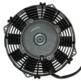 "SPAL Advanced Technologies - SPAL 10"" Pusher Fan Straight Blade - 650 CFM"