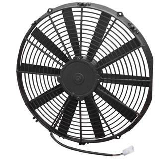 "SPAL Advanced Technologies - SPAL 16"" Puller Fan Straight Blade - 1610 CFM"