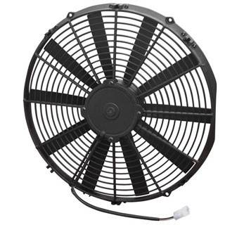 "SPAL Advanced Technologies - SPAL 16"" Pusher Fan Straight Blade - 1610 CFM"