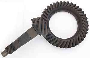 Richmond Gear - Richmond Ring & Pinion Set - 4.56 Ratio, 41.9 Teeth, GM 12 Bolt