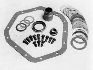Ratech - Ratech Ring & Pinion Installation Kit - GM 12-Bolt Passenger