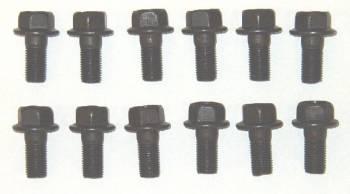 "Ratech - Ratech Ring Gear Bolt Kit - GM 7.5"" 77-81 w/ 3"" Head Bearing, 80-98 w/ 3.125"" Head Bearing, GM 8.5"" 10 Bolt"