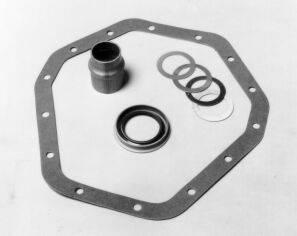 Ratech - Ratech Basic Ring & Pinion Installation Kit - GM 12 Bolt Passenger