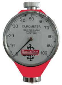 QuickCar Racing Products - QuickCar Deluxe Tire Durometer w/ Case