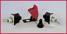 QuickCar Racing Products - QuickCar Micro-Single-Pole Toggle Switch