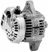 Powermaster Motorsports - Powermaster Denso Race Alternator - 12 Volt