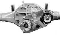 "Powermaster Motorsports - Powermaster Ford 9"" Alternator & Mount Kit - Fits Ford 9"" Rear Ends"