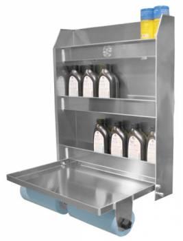 Pit Pal Products - Pit Pal Trailer Door Cabinet