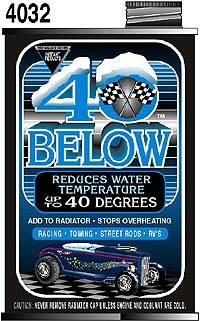 Pro-Blend - Pro-Blend 40 Below Coolant Additive - 32 oz. Can