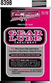 Pro-Blend - Pro-Blend Pro-Tuff Gear Lube Treatment - 16 oz. Can