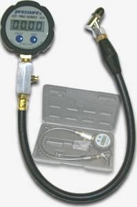 Pressure, Inc. - Pressure Inc. High Performance Digital Tire Gauge