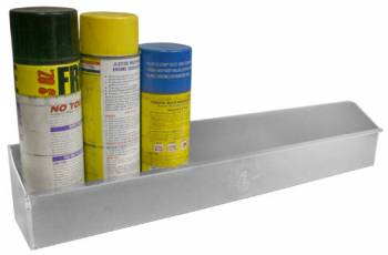 Pit Pal Products - Pit Pal Aerosol Spray Can Shelf - 8 Can Shelf