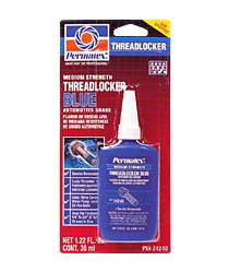 Permatex - Permatex® Medium Strength Threadlocker - Blue - 36 ml Bottle