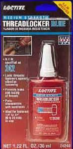 Permatex - Permatex® Surface Insensitive Threadlocker - Blue - 10 ml Bottle