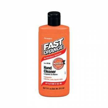 Permatex - Permatex® Fast Orange® Natural Citrus Pumice Formula Hand Cleaner - 7.5 oz. Squeeze Tube