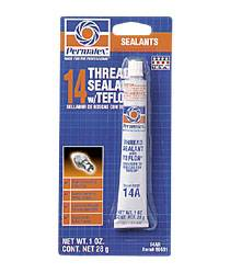 Permatex - Permatex® Thread Sealant w/ Teflon® - 1 oz. Tube