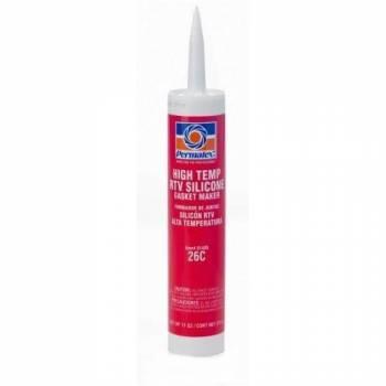Permatex - Permatex® High-Temp RTV Silicone Gasket Maker - 11 oz. Cartridge