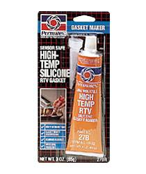 Permatex - Permatex® Sensor-Safe High-Temp RTV Silicone Gasket Maker - 3 oz. Tube
