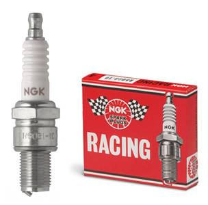 NGK Spark Plugs - NGK V-Power Racing Spark Plug #6468