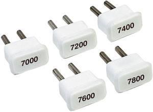 MSD - MSD RPM Module Kit - 7000-7800 RPM - Even Increments