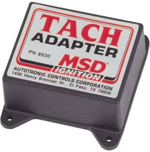 MSD - MSD Magnetic Pickup Tach Adapter