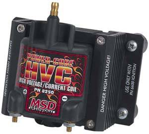 MSD - MSD 6 HVC Ignition Coil