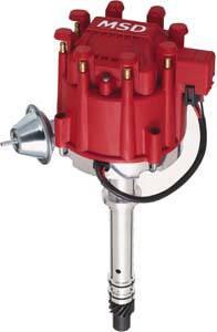 MSD - MSD Pro-Billet GM HEI Distributor