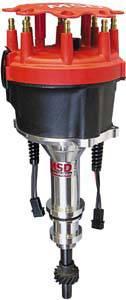 MSD - MSD Pro-Billet Ford 351W V8 Distributor - Dual Pickups