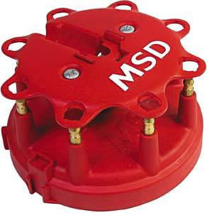 MSD - MSD Ford V8, Replacement MSD Cap-A-Dapt Distributor Cap