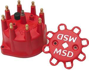 MSD - MSD Pro-Billet Small Diameter Distributor Cap