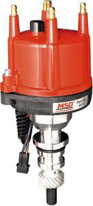MSD - MSD Billet 2.3L Ford Distributor