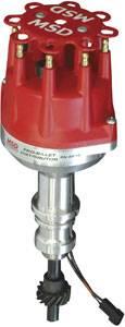 MSD - MSD Ford Street Pro-Billet Small Diameter Distributor - Ford 351W V8
