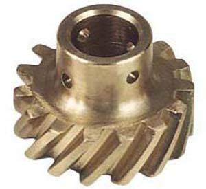 "MSD - MSD Bronze Distributor Gear, Ford 351C, 351M, 400, 429, 460, FE, .530"" I.D."