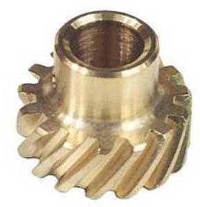 "MSD - MSD Bronze Distributor Gear - Ford 351W, .530"" I.D."