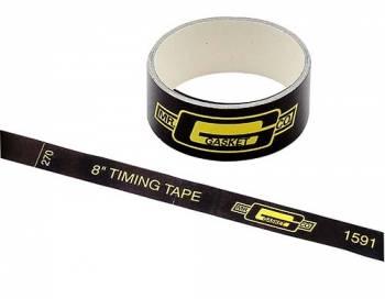 """Mr. Gasket - Mr. Gasket Precision Timing Tape Kit - For SB Chevy 65-68 327 C.I. Hi Perf , SB Chevy 70-73 350 C.I. , BB Chevy70-73 396-427 C.I. - Engines w/ 8"""" Damper"""