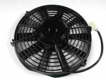 "Mr. Gasket - Mr. Gasket High Performance Reversible Electric Cooling Fan - 12"" Diameter , 1400 CFM , 2300 RPM , 10.2 Amp Draw"
