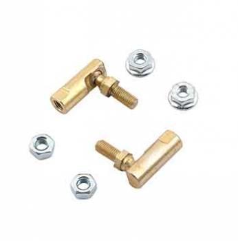 Mr. Gasket - Mr. Gasket Carburetor Standard Throttle Cable Ends - (Set of 2)