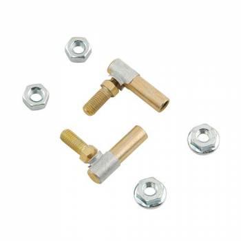 Mr. Gasket - Mr. Gasket Carburetor Quick Release Throttle Cable Ends - (Set of 2)