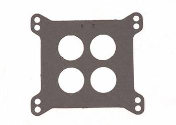 "Mr. Gasket - Mr. Gasket Carburetor Base Gasket - 4 Hole - Fits Carter Afb - 1-7/16"" Bore"