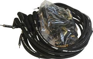 MSD - MSD Street-Fire Wire Set - V8 90° Boots, Socket, HEI Cap, Universal