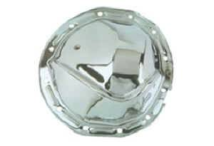 Moroso Performance Products - Moroso Chrome 12 Bolt Rear End Cover - Chevy 12-Bolt - Chrome Plated Steel