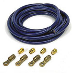 Moroso Performance Products - Moroso Copper Battery Cable Kit - Battery Cable Kit - 20 w/ 4 Terminals