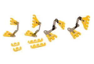 Moroso Performance Products - Moroso Super Spark Plug Wire Loom Kit - Black - 7-8mm