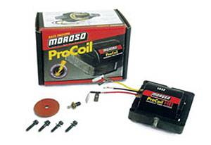 Moroso Performance Products - Moroso Pro-Coil HEI Ignition Coil w/ Yellow Wire - GM Applications