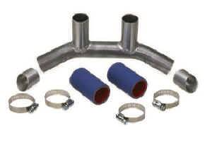 Moroso Performance Products - Moroso Valve Cover Crossover Breather Tube Kit - SB Chevy